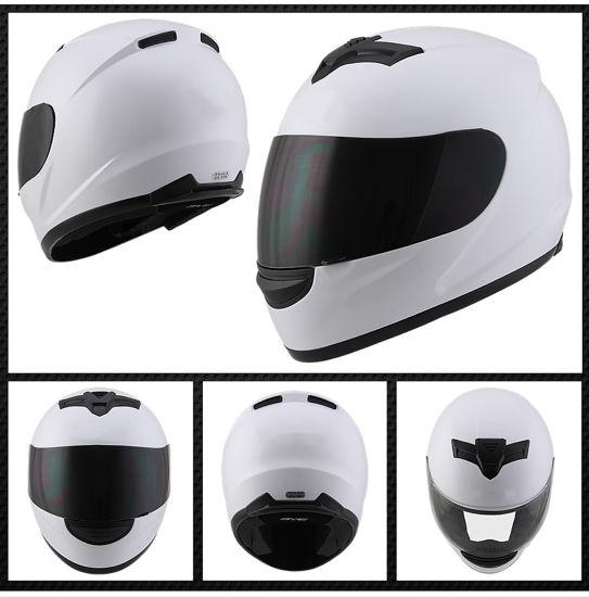 Safest Motorcycle Helmet >> China Motorcycle Safety White Riding Crash Helmets China