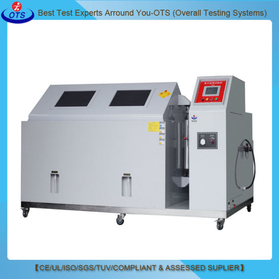 Astmb117 Temperature Humidity Compound Salt Spray Cyclic Corrosion Test Chamber