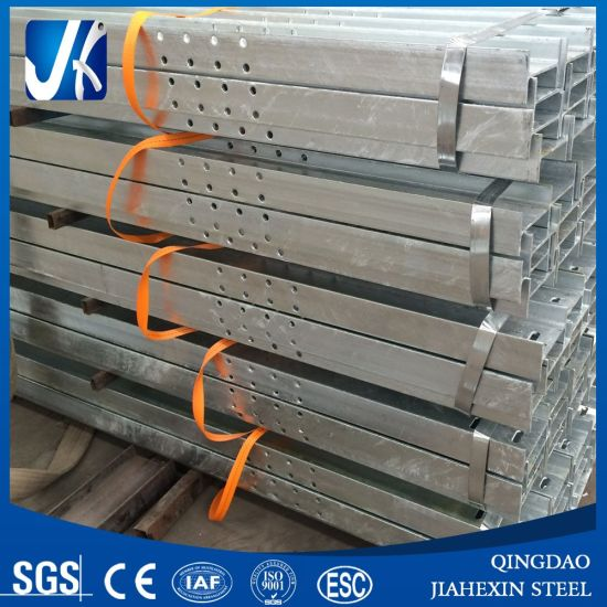 Hot DIP Galvanized Specification H Beam, H-Beam Sizes, H Iron Beams, H Column pictures & photos