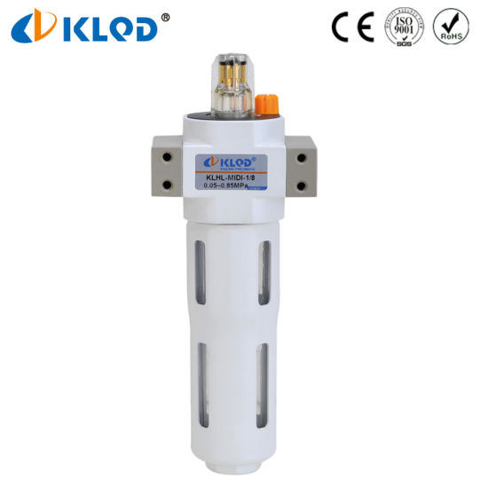 "Klhl Series 1/2"" Mini Alloy Air Source Treatment Unit Pneumatic Lubricator pictures & photos"