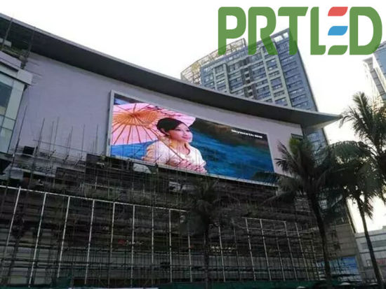 Waterproof IP65 SMD3535 Full Color Display Board LED Sign for Outdoor Advertising (P5, P6) pictures & photos