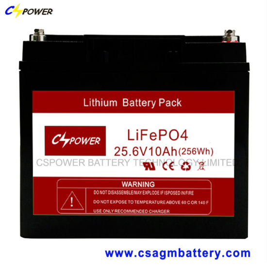 24V50ah Lithium Battery LiFePO4 with Longest Life 20years pictures & photos