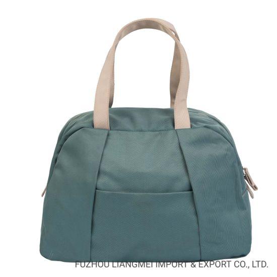 a49a85181715a3 China Nylon Women Men Travel Duffel Beach Weekend Carry on Bag ...