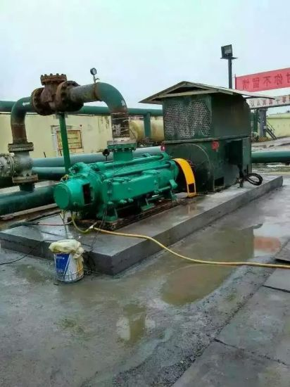 Multistage Centrifugal Seawater High Pressure Pump pictures & photos