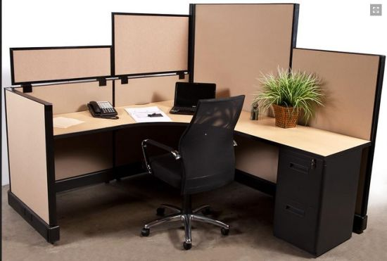 Hot Sale Workstation Desk Screen pictures & photos