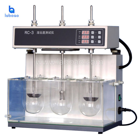 Pharma Test Tablet Dissolution Tester Pharmaceutical Machinery