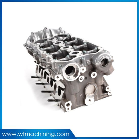 Aluminum Alloy Housing/Body/Block/Casing Aluminum Die Casting for Automotive Industry