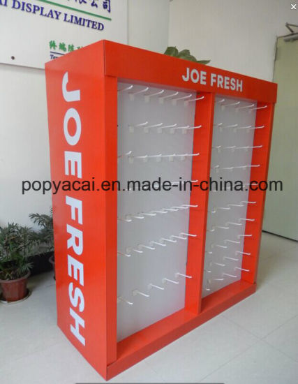 Cardboard Retail 1/2 Pallet Display, Pop Cardboard Floor Pallet Display for Canada Joe Fresh pictures & photos