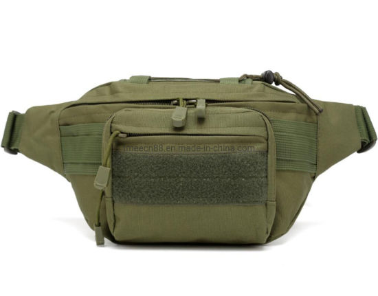 Portable Fanny Pack Outdoor Hiking Travel Army Fan Bag Tactical Waist Bag