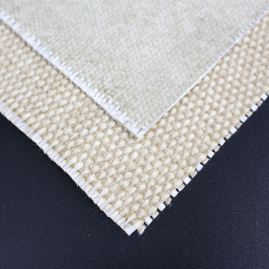 [Hot Item] Texturized E-Fiberglass Yarn 24oz Vermiculite Coated Fiberglass  Cloth
