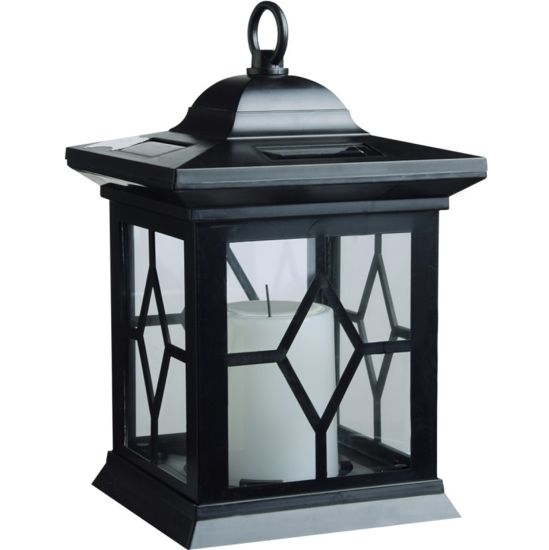 Indoor Outdoor Decoration Vintage Solar LED Candle Lantern pictures & photos