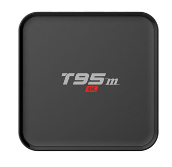 Stable and Smooth T95m 2g 8g S905X Android TV Box pictures & photos