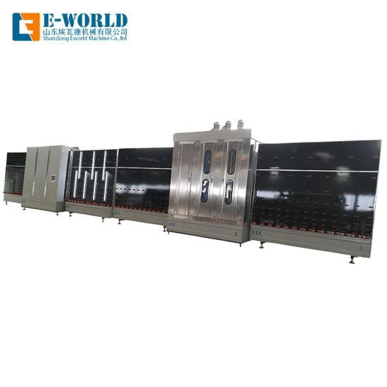 Vertical Insulating Glass Machine