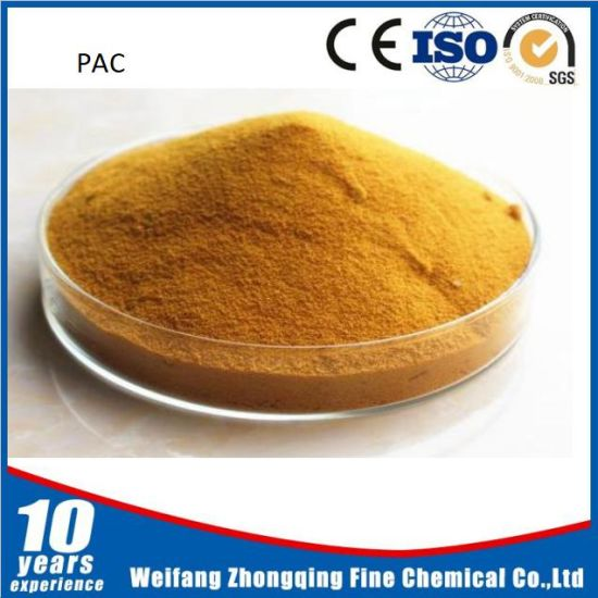 Polyaluminium Chloride/PAC for Industry Waste Water Treatment