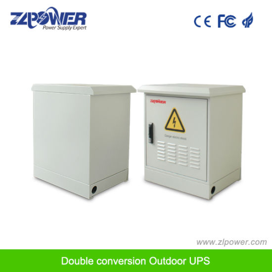 Double Conversion Online Design High Frequency Outdoor UPS pictures & photos
