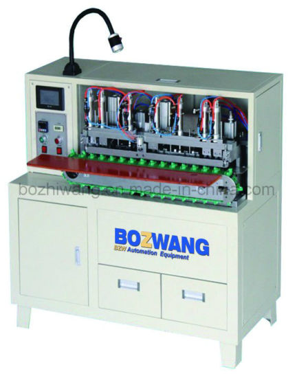Wire Stripping, Twisting and Tinning Machine pictures & photos