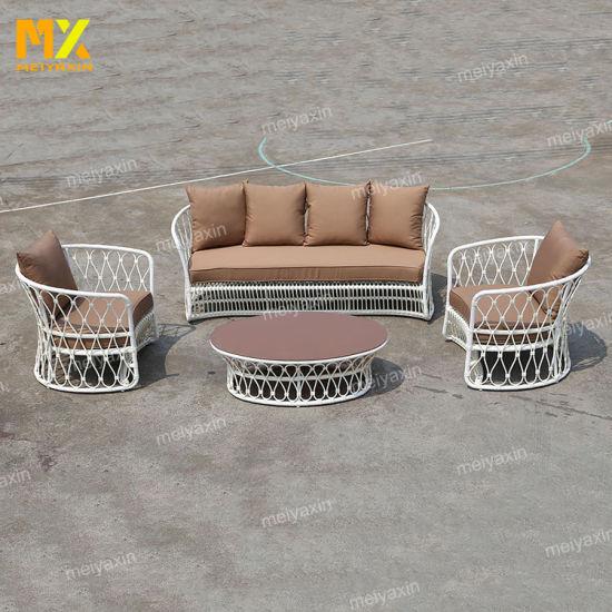 Meiyaxin Rattan Outdoor Furniture Garden Sofa Set (accept customized)