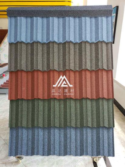 China Zinc Roof Tiles Zimbabwe Price Roofing Tile Kenya Distributors Roof Building Materials Ethiopia Ghana China Stone Metal Tile Roofing Sheet
