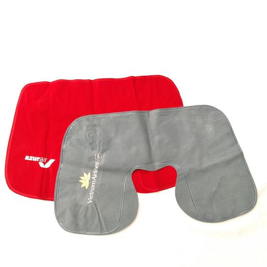 Neck Pillow Travel Set Car Neck Pillow Inflatable Pillow