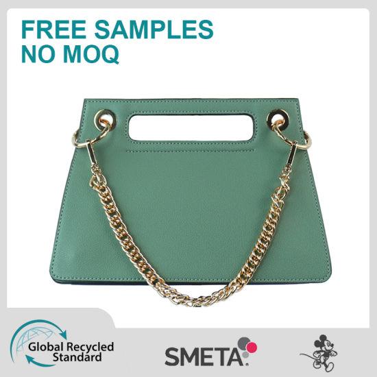 Factory Fashion Women PU Shoulder Crossbody Designer Ladies Leather Handbag