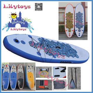 Inflatable Sup/Surfboard/Sup Board/ Paddle Boats for Water Park pictures & photos