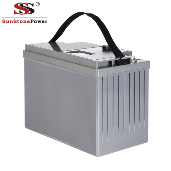12V 100ah Rechargeable Lithium Battery for Solar System