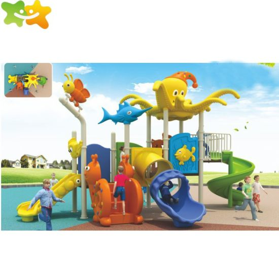 S014 Full Silicone Skin FDA Ceritificate Kids Outdoor Playground Wholesale From China
