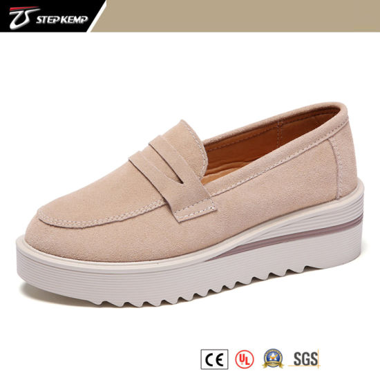 Thick-Soled Lady Loafers 1250