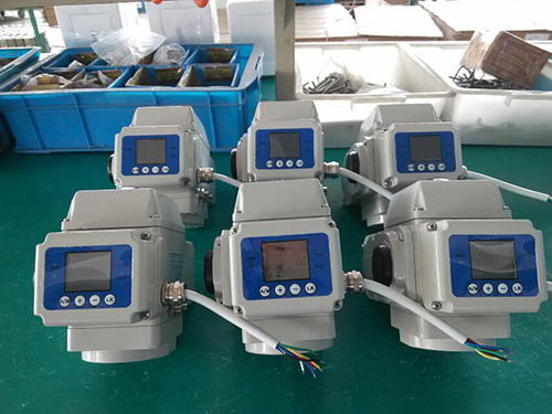 Rotary Quarter Turn Electric Actuator for Ball Valve and Butterfly Valve pictures & photos
