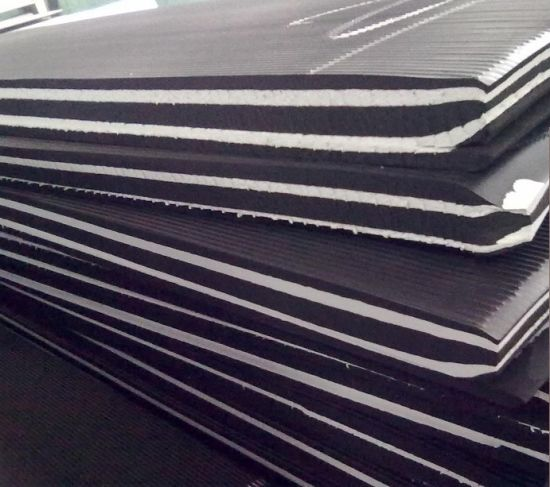 China Conductive Large High-Density EVA Foam Rubber Building Sheets