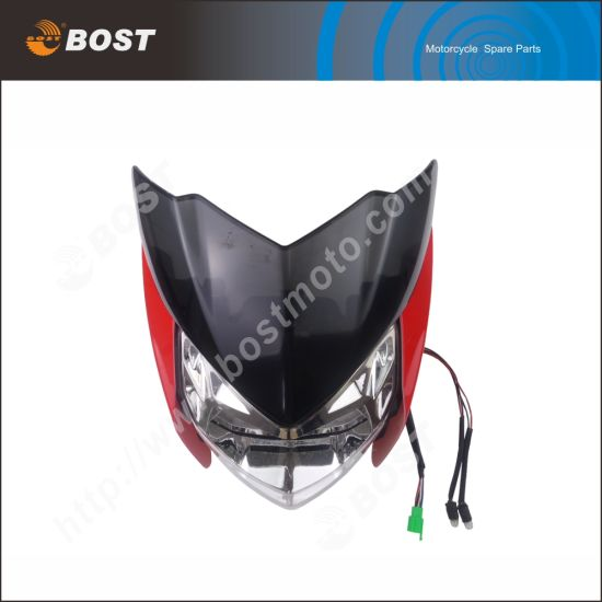 Wholesale High Quality Motorcycle Front Halogen Light Assy Head Lamp Assy Headlight Assy Headlamp for Pulsar 135