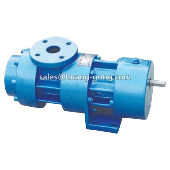 Huanggong 2GM Series Single Suction Twin Screw Oil Pump pictures & photos