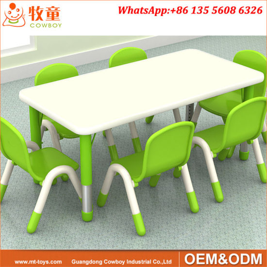 china kids preschool furniture kids table and chairs manufacturer in