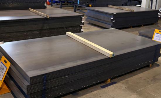 SA516 Gr60 Gr 70 Alloy Steel Oil Tank Boiler Steel Plate
