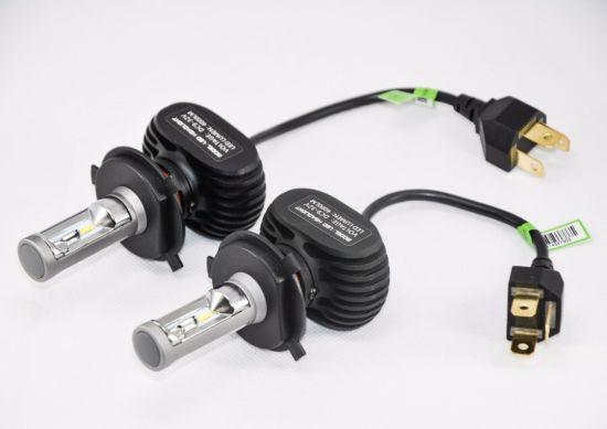 9006 9006 LED Headlight Bulb Car Led Conversion Kit CSP Chip S1 50W 8000lm 6000K 1 Year Warranty