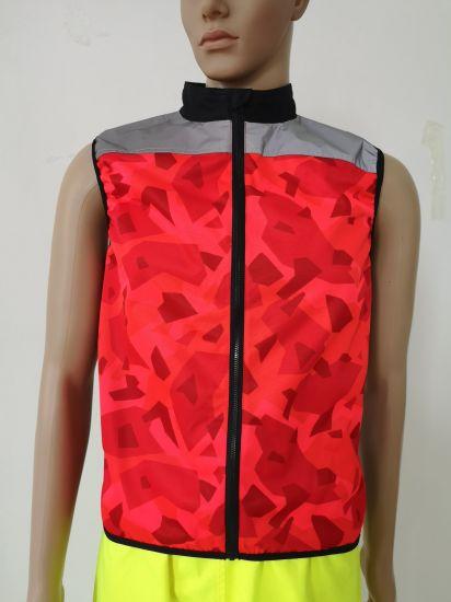 2020 Hot Sales New Fashion Traffic Safety Vest Sport Elastic Vest Running Vest Walking Vest