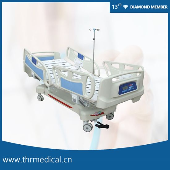 Hospital Electric ICU Bed with Weight Readings (THR-EB5301)