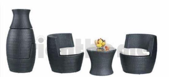 Garden Coffee Table and Leisure Chair Set (BG-781)