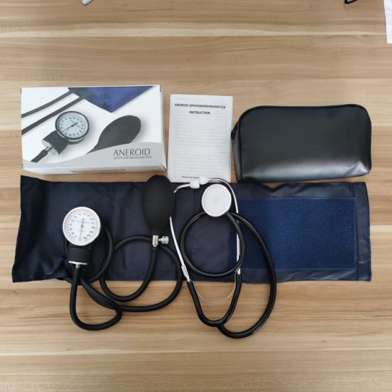 Hot Selling Professional Blood Pressure Monitor with Stethoscope