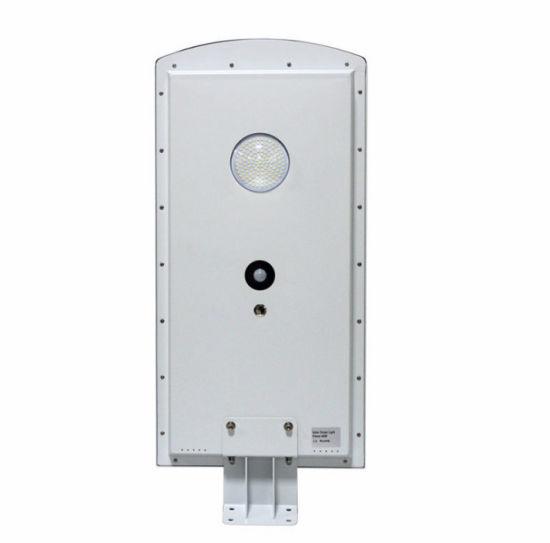 Waterproof Light Control Human Body Induction 40W LED Solar Street Light