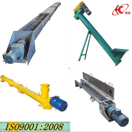 Factory Good Quality Gx Type Screw Conveyor pictures & photos