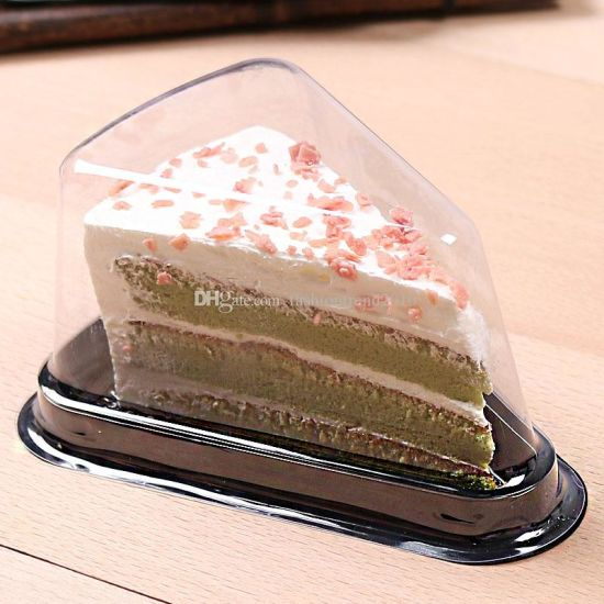 Hot Selling Pet Clear Clamshell Blister Packaging for Cake