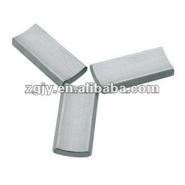 Permanent Magnet Ferrite Tile for Motor