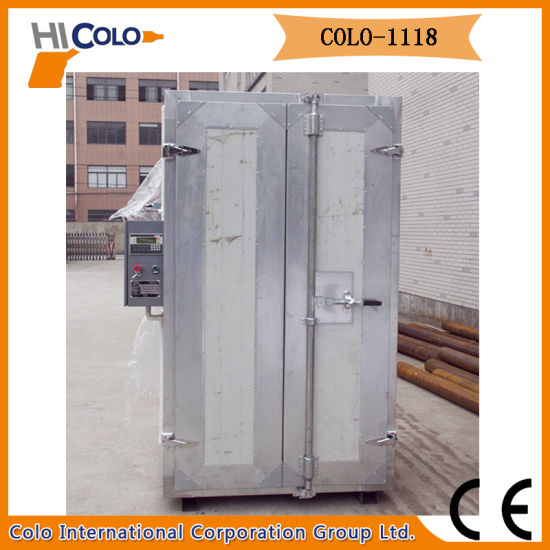 Powder Coating Paint electric Drying Oven for Industrial Use pictures & photos