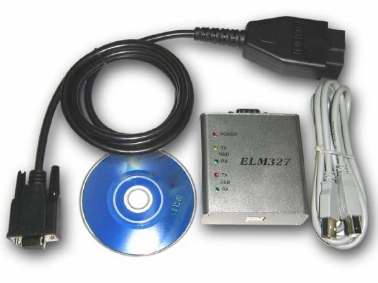 USB Can-Bus OBDII Diagnostic Interface (ELM327)