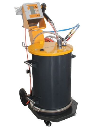 Electrostatic Powder Coating Spray Equipment for Quick Color Change pictures & photos