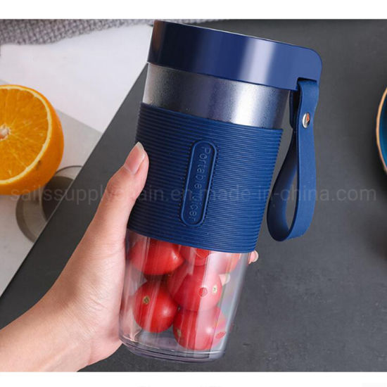 2020 Popular USB Charging Water Bottle Juice Electric Cup