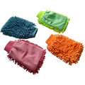 Waterproof Chenille and Microfiber Cleaning Mitt