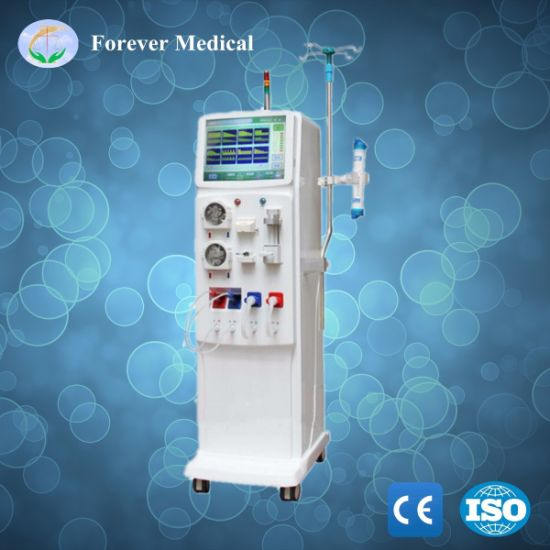 Clinical Medical Renal Failure Patient Used Hemodialysis Machine YJ-D2000 pictures & photos