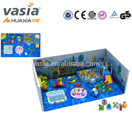 Amusement Park Components Inflatable Slide Kids Play Games